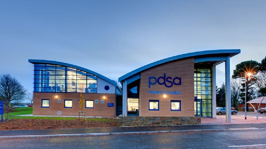Pdsa Petaid Hospital Plymouth Case Study 171 Akarchitects